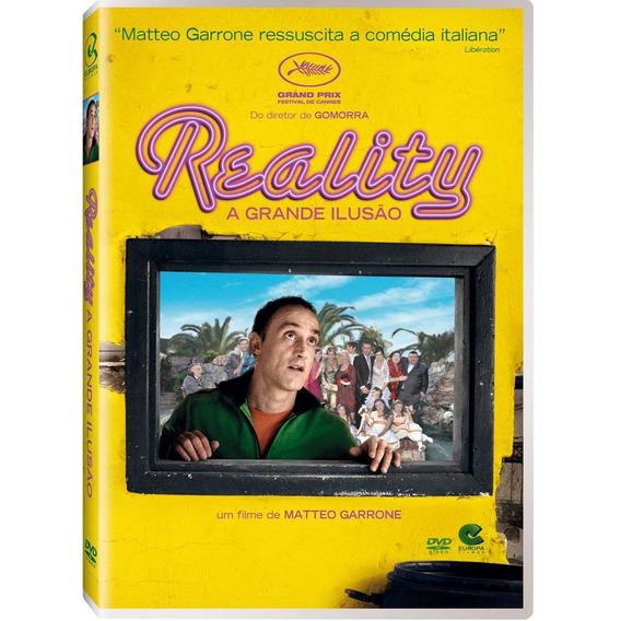 Reality: A Grande Ilusão Dvd