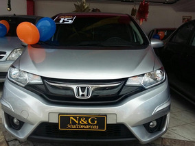 Honda Fit 1.5 Exl Flex Aut. 5p