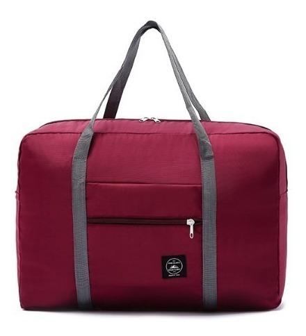 Maleta De Viaje, Plegable, Para Cabina, Duffle Bag, Doblable
