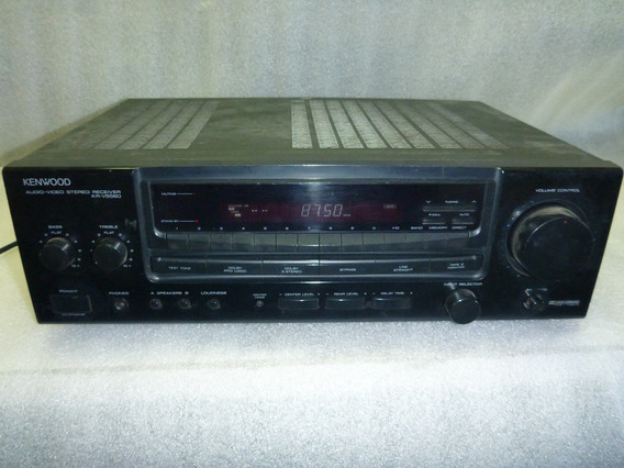 Receiver Kenwood Kr-v5560 C/ Defeito