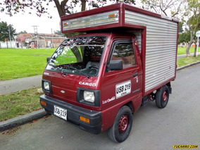 Chevrolet Super Carry Van Cargo Furgon
