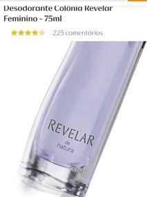 Perfume Natura Revelar Feminino