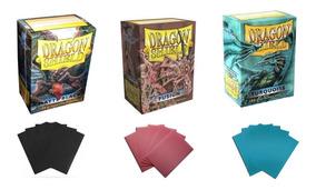 Dragon Shield Sleeves - Diversas Cores