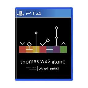 Thomas Was Alone Ps4 Mídia Física