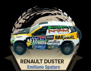 Renault Duster Dakar 1/43