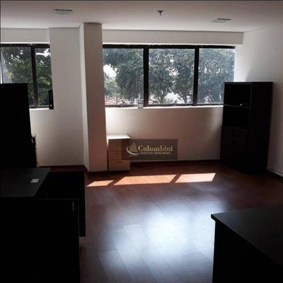 Sala Para Alugar, 65 M² - Santo Antônio - São Caetano Do Sul/sp - Sa0283