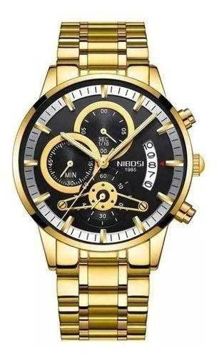Relógio Nibosi Original Masculino Func. Pronta Entrega 23991
