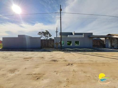 Casa Com 3 Dormitórios À Venda, 170 M² Por R$ 790.000,00 - Residencial Príncipe - Itapoá/sc - Ca0573