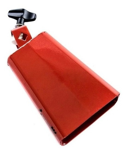 Cowbell Red Mambo 6 Polegadas Torelli To057