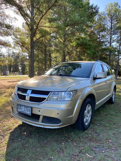 Dodge Journey 2010 2.4 Sxt 7 Pasj At