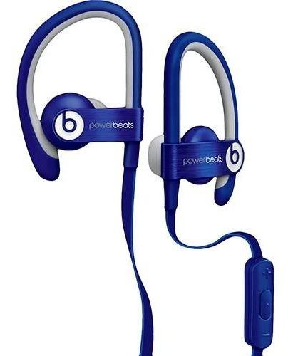 Fone Beats Powerbeats 2 Com Fio Lacrado Nf Garantia Apple