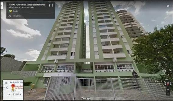 Apartamento 55m2 Próximo A Fei - Sbc