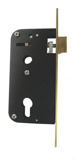Mecanismo Embutir S-121 45x70mm Latón Antiguo Soprano