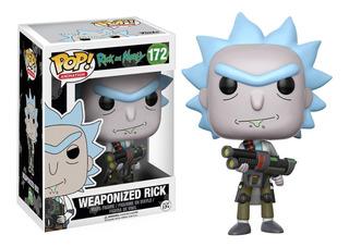 Funko Pop - Rick Weaponized #172