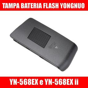 Tampa De Bateria Flash Yongnuo Yn-568ex E Yn-568ex Ii