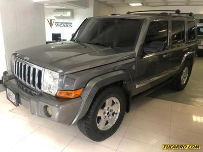 Jeep Commander Automática