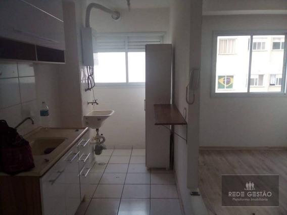Apartamento Para Alugar, 35 M² Por R$ 1.100,00/mês - Vila Prudente - São Paulo/sp - Ap1187