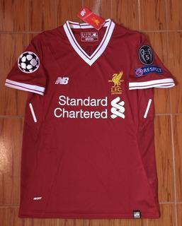 Camiseta Liverpool 2017/18