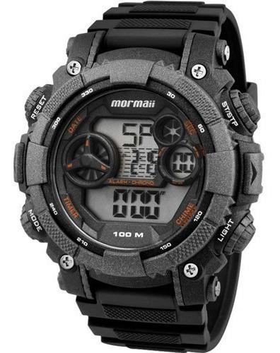 Relógio Masculino Digital Mormaii Esportivo Mo12579b/8y