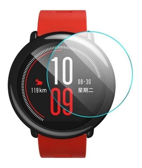 Kit 4 Película Vidro Xiaomi Amazfit Pace Relógio Smartwatch