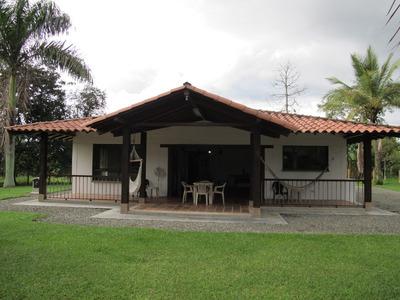 Se Vende Casa Campestre En El Caimo (quindio)