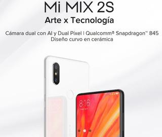 Xiaomi Mi Mix 2s 64gb 5.99