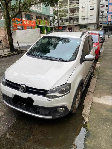 Volkswagen Crossfox 2014 1.6 Vht Total Flex I-motion 5p