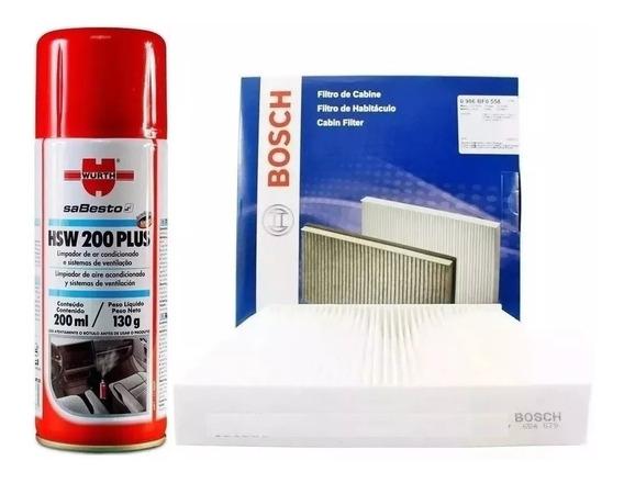 Filtro Ar Condicionado Onix 2011 2012 2013 2014 15 16 17 18