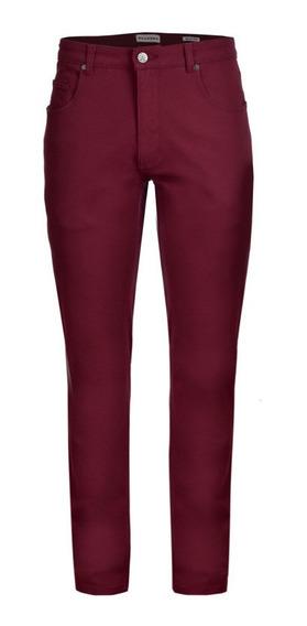 Pantalón Pocket Vino Scandro