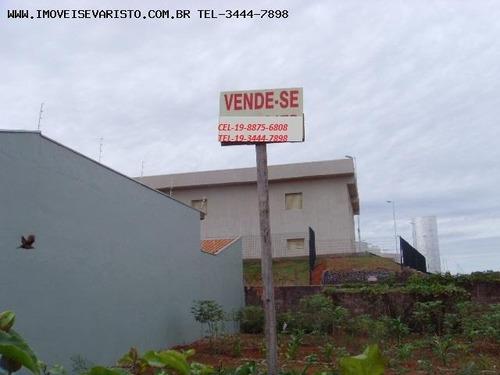 Terreno Para Venda Em Limeira, Village -limeira Sp - 1335_1-272665