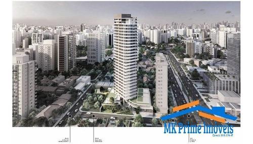 Imagem 1 de 15 de Belíssimo Apartamento Com 322 M² Na Vila Olímpia!!! - 1990