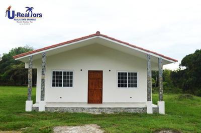 Se Vende Casa Nueva En Las Guías, Sólo Por $120,000