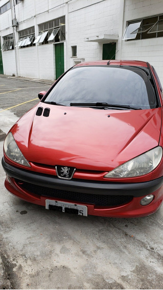 Peugeot 206 Hatch Presence 1.4 8v (flex) 2007/2008