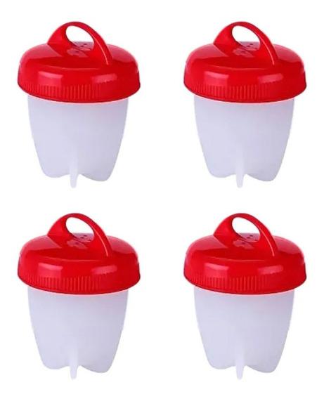Jogo De Formas Para Cozinhar Ovos Em Microondas Multiart 4 P