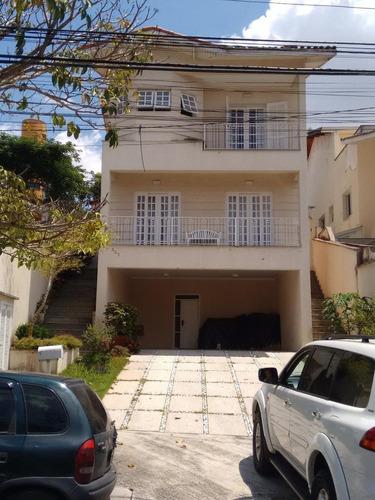 Casa Com 5 Dormitórios À Venda, 420 M² Por R$ 1.600.000,00 - São Paulo Ii - Cotia/sp - Ca12861