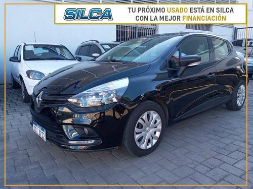 Renault Clio Iv Autentique 2017 Negro 5 Puertas