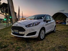 Ford Fiesta 1.6 S At