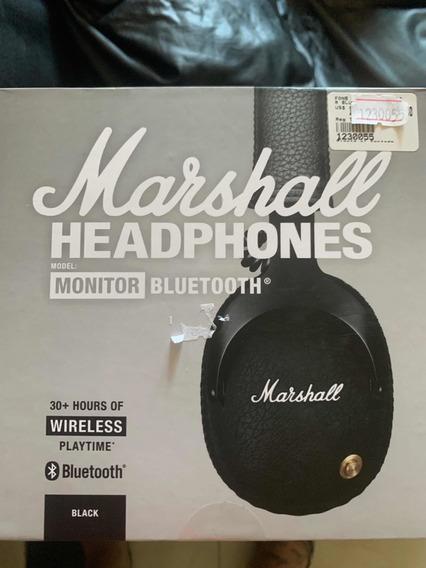 Fone Ouvido Profissional Marshall Bluetooth