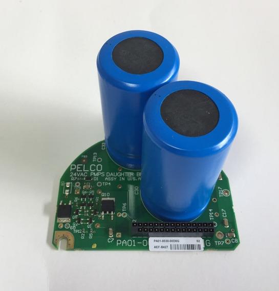Placa Pelco Com Capacitor Pa01003000d0g