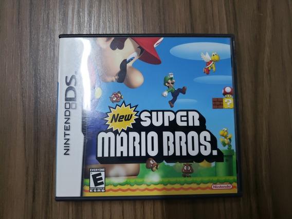 New Super Mario Bros. - Nintendo Ds - Usado