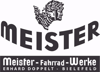 Meister Bicicleta Alemã - Decalques À Base D