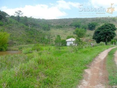 Sítio Rural À Venda, Secretário, Petrópolis. - Si0066