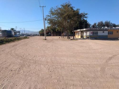 Terreno En Renta Sobre Carretera A Calerillas