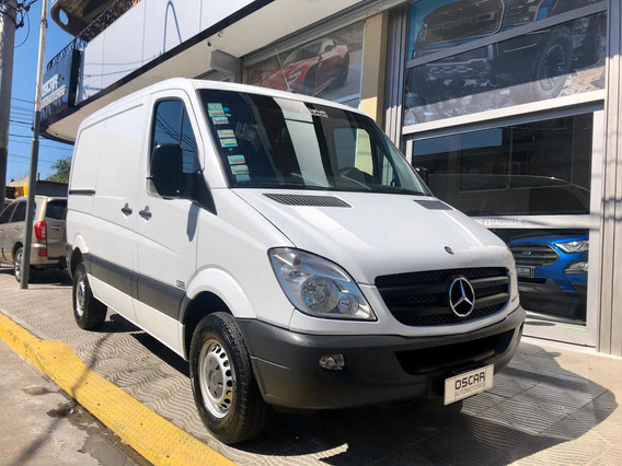 Mercedes Benz Sprinter 415 Furgon 3250 150cv Tn V1 =0km 2012