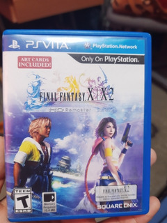 Juegos Psvita Final Fantasy X