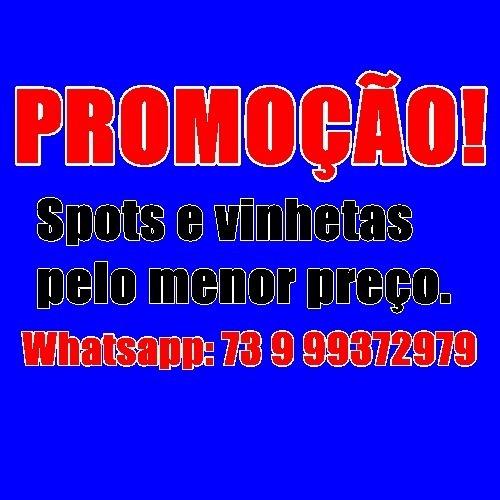 Locutor, Publicitário, Vinhetas, Spot Comercial, Propaganda