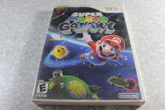 Wii - Super Mario Galaxy - Original