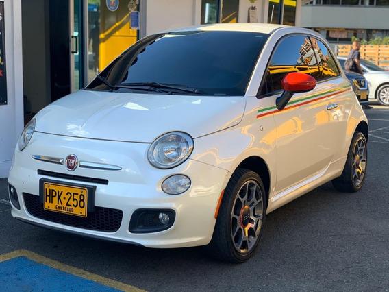 Fiat 500 Sport At1400