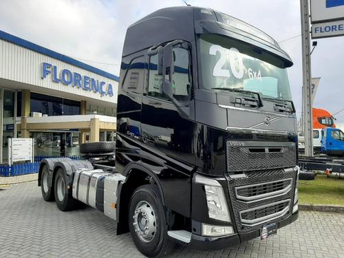 Imagem 1 de 12 de Volvo Fh540 6x4 2020 Único Dono Fh 540