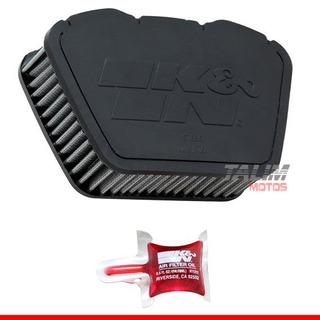 Filtro Ar K&n Kn Esportivo - Yamaha Xvs950 Midnight Star 950